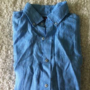 Vineyard vines linen dress shirt